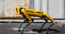 Perro robot policía Sport de Boston Dynamics