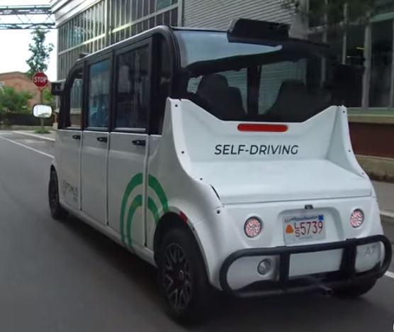 Optimus Ride ayuda contra la pandemia de la gripe China