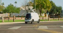 El coche eléctrico y autónomo Nuro que ya opera en California